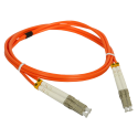 FO Patch cord MM OM2 LC-LC duplex 50/125 1.0m ALANTEC