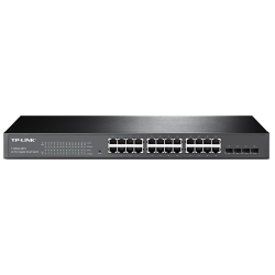 TP-LINK T1600G-28TS(TL-SG2424) Switch Smart 24xGE 4xSFP
